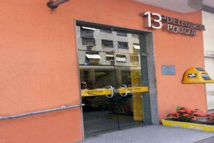 O criminoso foi preso e encaminhado a 13ªDP (Ipanema)