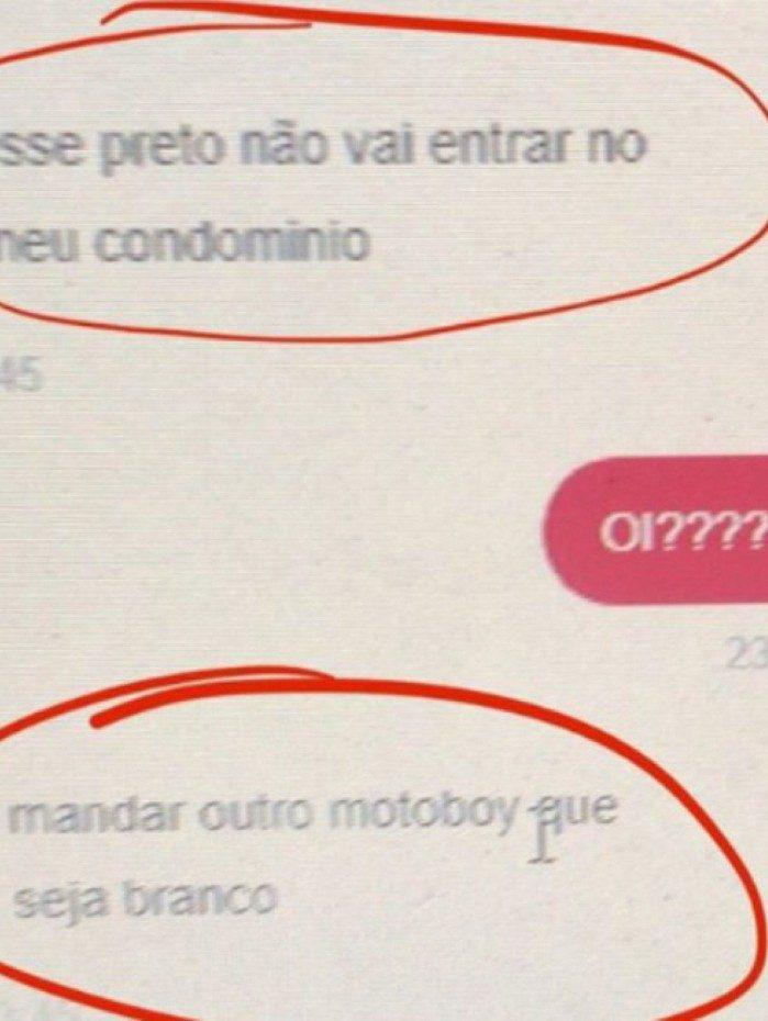 Hamburgueria de Goiânia denuncia racismo de cliente que não queria entregador preto em seu condomínio