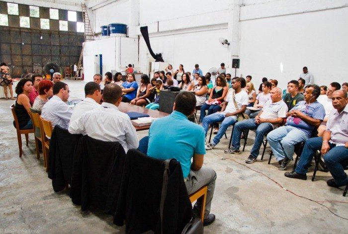 Selecionados vão trabalhar no projeto A Maré que Queremos