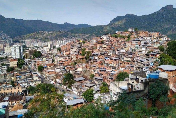 Comunidade fica em Vila Isabel