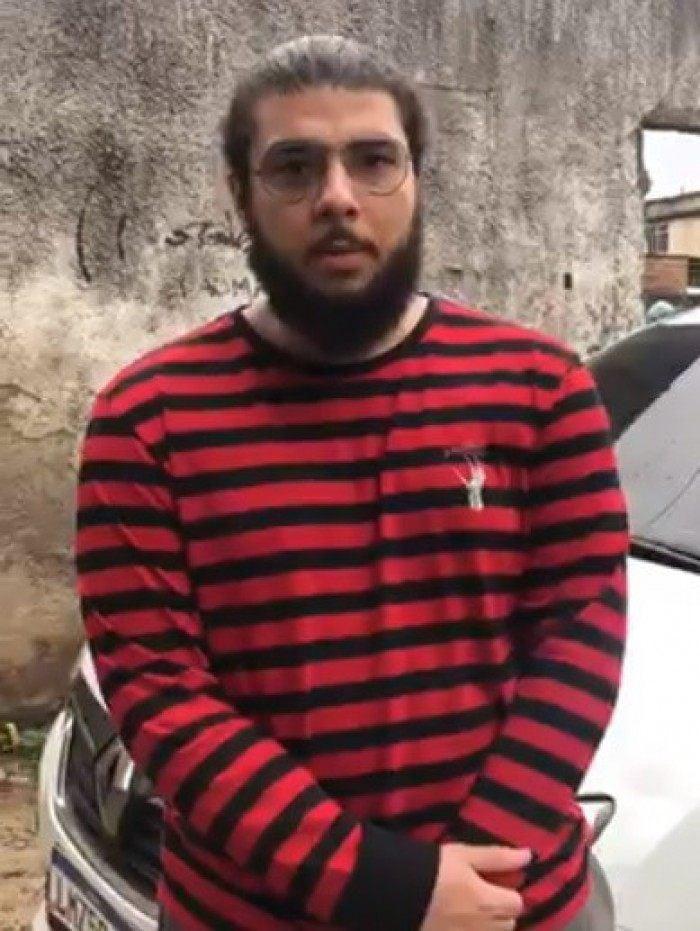 Homem vítima de sequestro é resgatado por agentes do BPVE
