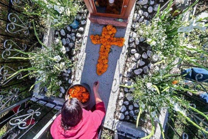 Morador de San Pedro Cholula mantém tradição viva