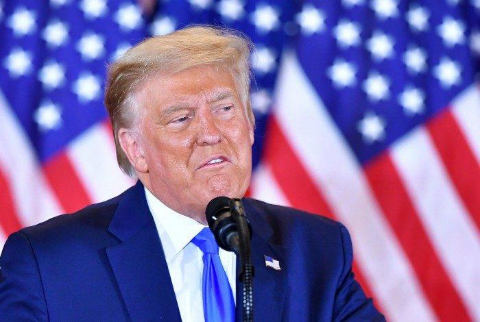 Trump: 'fraude' na contagem dos votos, mas sem haver evidências