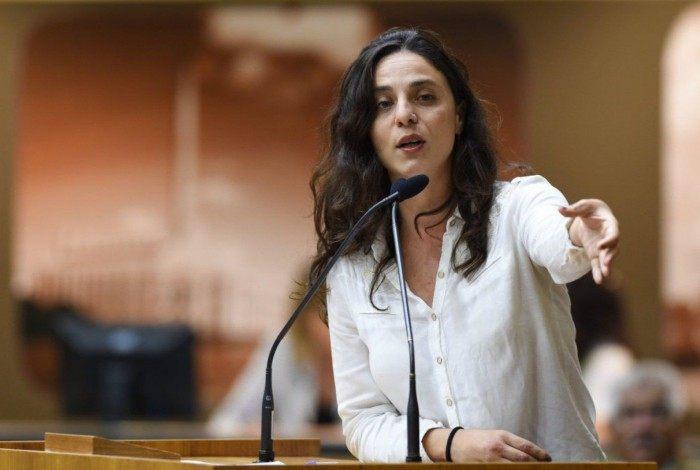Fernanda Melchionna é deputada federal pelo PSOL