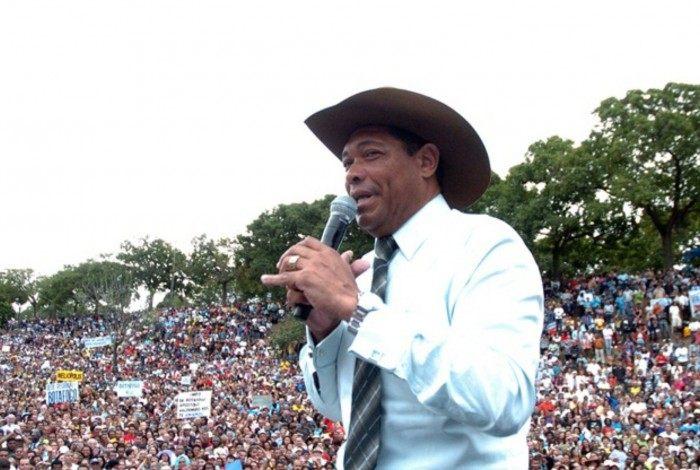 Pastor Valdemiro Santiago