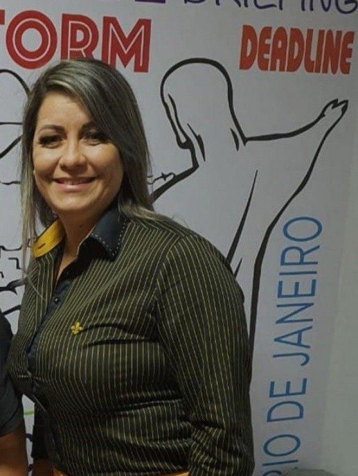 Simone Sartori sofreu ataque na Zona norte, nesta terça-feira