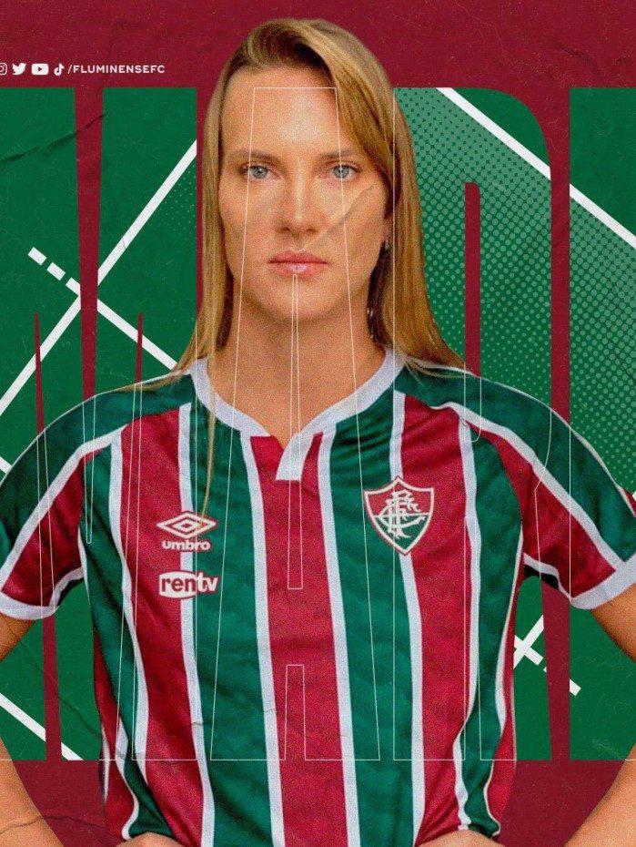 Mari é o novo reforço do Fluminense para a Superliga