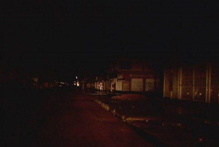 Um incêndio, na última terça-feira, deixou 13 dos 16 municípios do estado sem luz