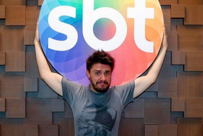 Oscar Filho é demitido do SBT após fim do 'Programa da Maisa'