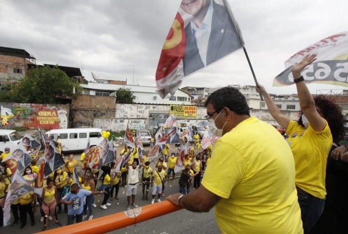 José Luiz Nanci, prefeito e candidato à reeleição em São Gonçalo