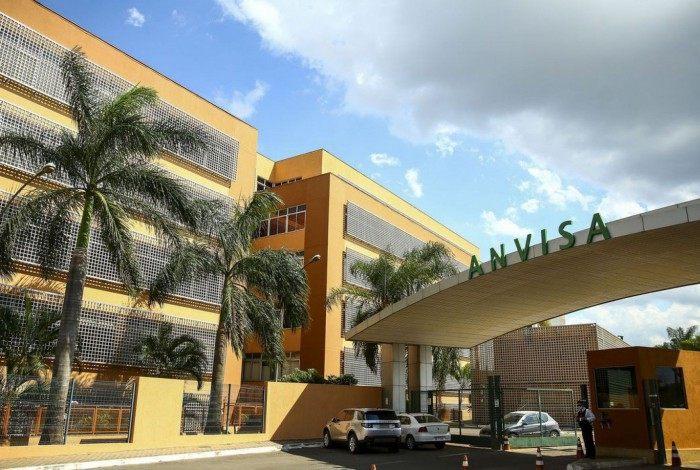 Fachada do edifício sede da Agência Nacional de Vigilância Sanitária (Anvisa)