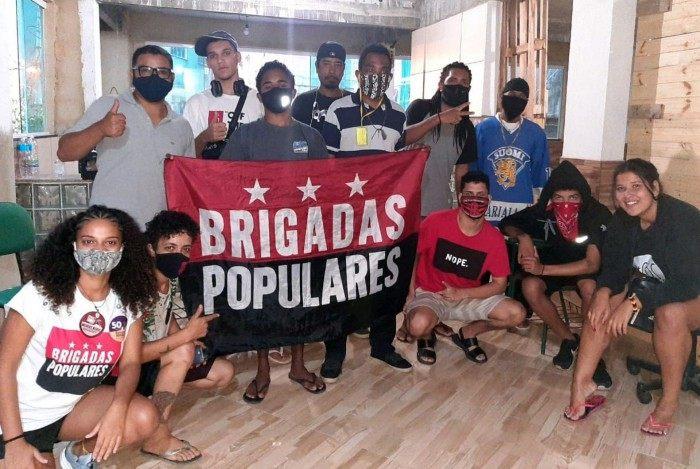 Aulas acontecem todo sábado no centro comunitário da Rocinha