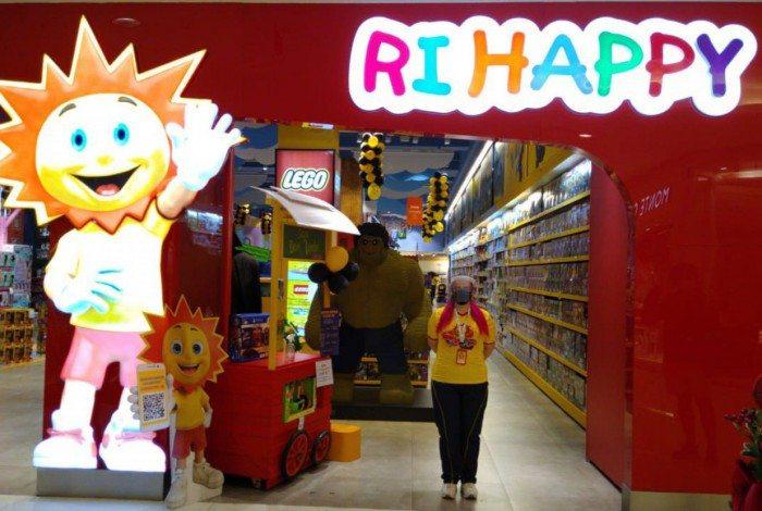 Funcionários da Ri Happy vão passar por treinamentos de segurança para trabalhar no período de Natal