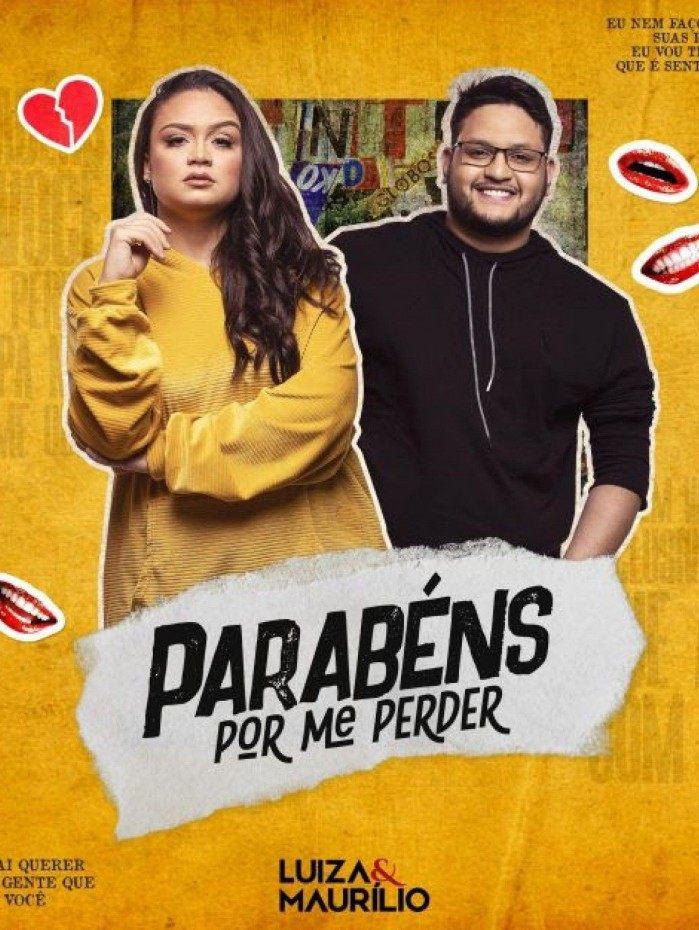 Em clima de sofrência, dupla Luiza & Maurílio lança 'Parabéns Por Me Perder'