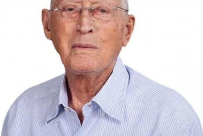 José Braz é o prefeito mais velho do país, com 95 anos