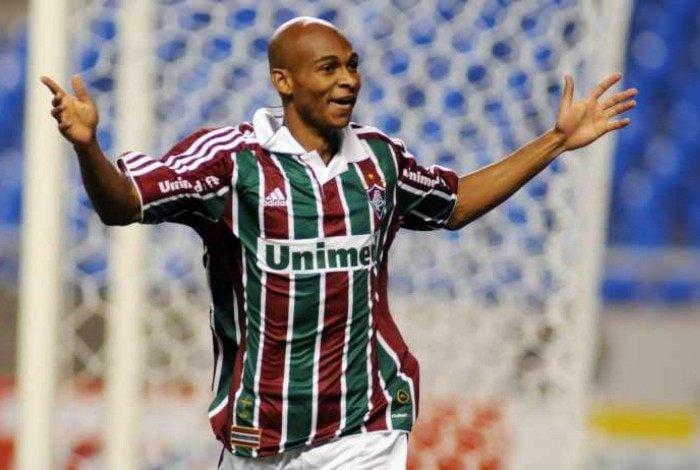 Tartá foi revelado pelo Fluminense