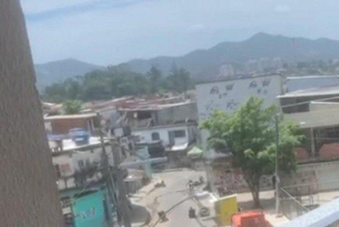 Tiroteio em Karatê, Cidade de Deus