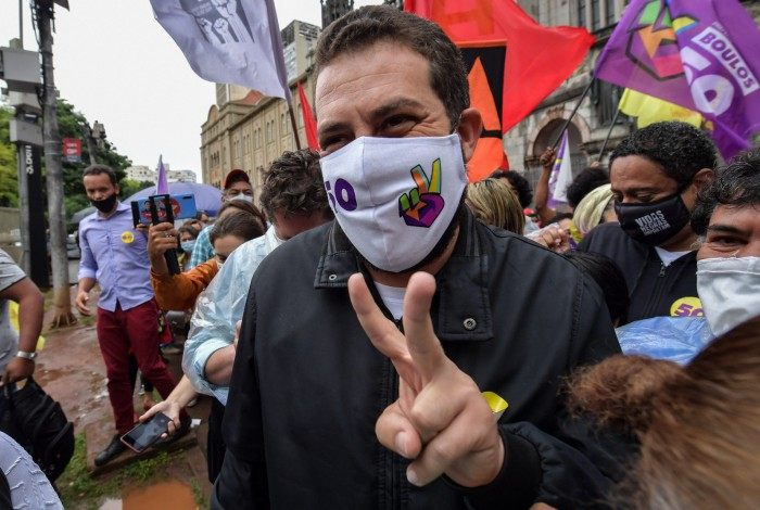 Guilherme Boulos (PSOL)