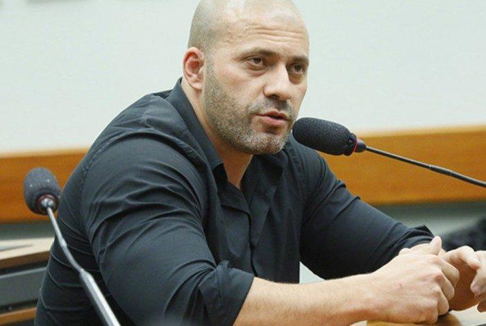 Deputado federal Daniel Silveira (PSL-RJ)