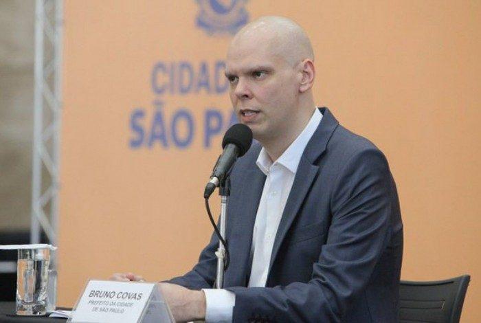 Bruno Covas (PSDB) prefeito de São Paulo
