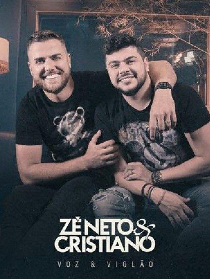 Zé Neto & Cristiano lançam EP 'Voz & Violão'