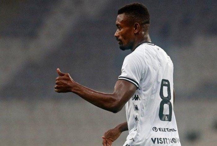 Kalou, atacante do Botafogo