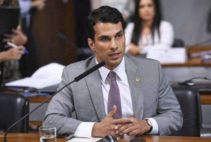 Irajá Silvestre Filho (PSD-TO) é filho da senadora Katia Abreu