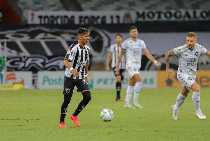 Botafogo perdeu mais uma