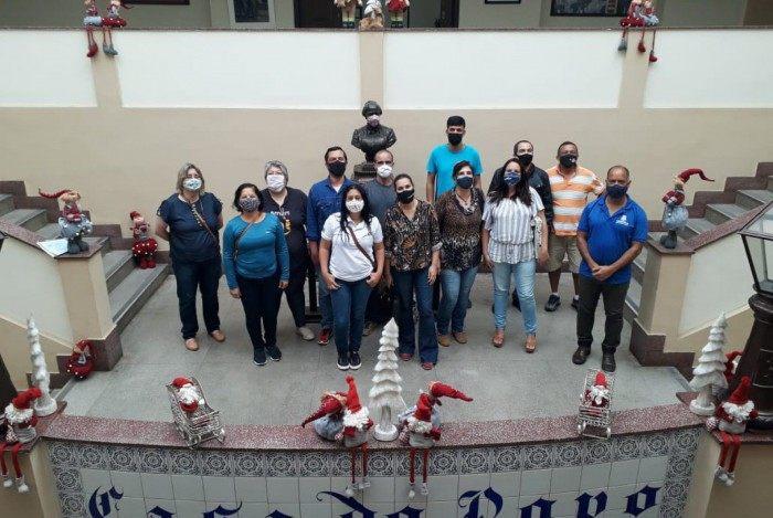 Guias de turismo de Teresópolis se reuniram para consolidar a formação da associação