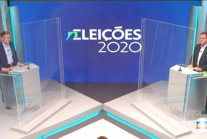 Crivella e Paes trocaram farpas durante a disputa no segundo turno para a Prefeitura do Rio
