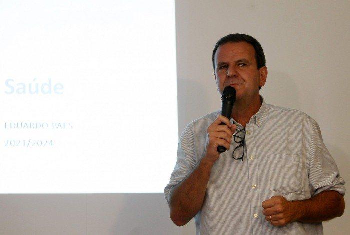 Eduardo Paes almoçará agora com Cláudio Castro e aproveitará para debater alguns projetos em parceria com o governo estadual