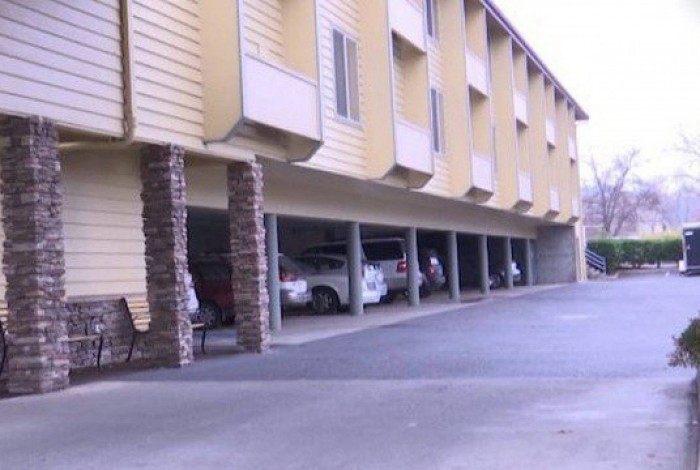 Caso aconteceu em um estacionamento de um hotel no Oregon