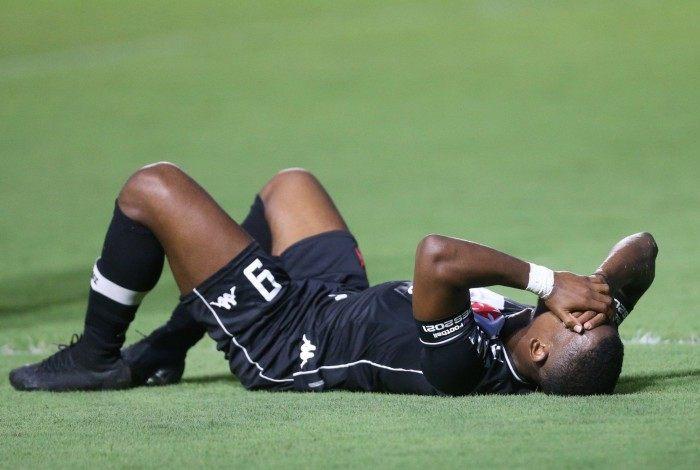 Vasco vive situação delicada no Campeonato Brasileiro