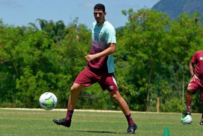 Nino está perto de ficar à disposição do Fluminense