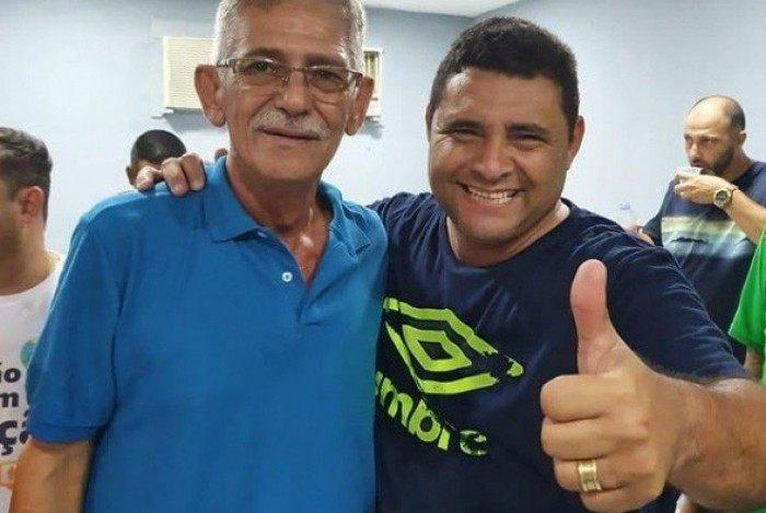 Ex-PM indiciado pela morte do irmão do deputado Marcelo Freixo comemora a vitória de Capitão Nelson em São Gonçalo