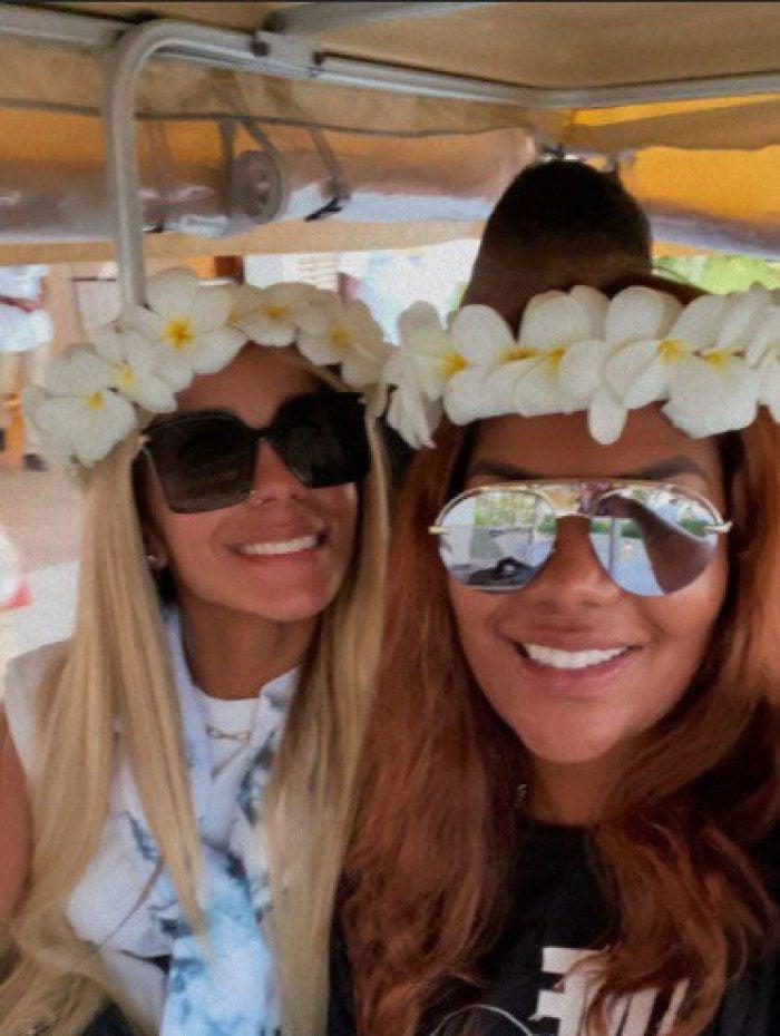 Ludmilla e Brunna Gonçalves