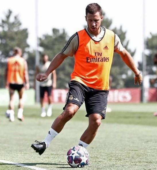 O belga Hazard enfrenta uma série de problemas físicos no Real Madrid
