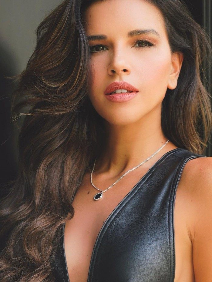 Cantora Mariana Rios. Reprodução do Instagram