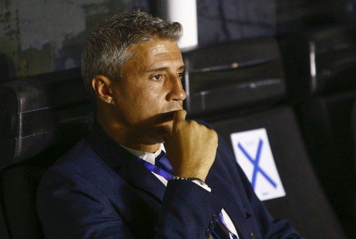 Hernán Crespo foi o escolhido do São Paulo para substituir Fernando Diniz em 2021