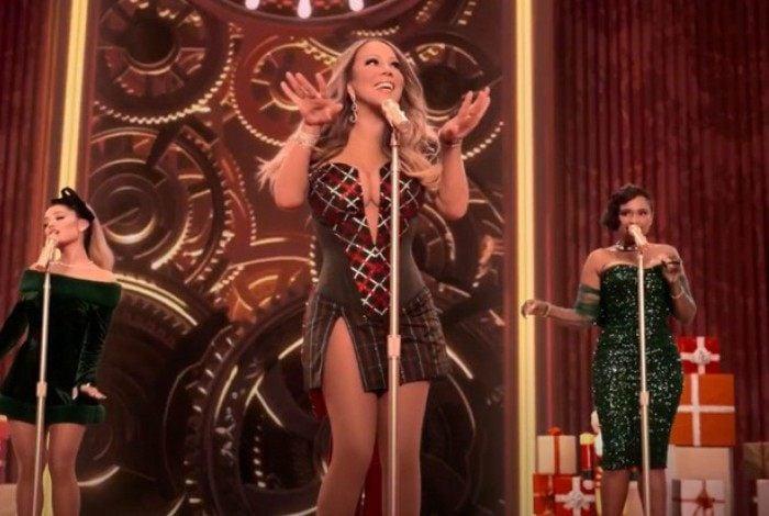 Mariah Carey, Ariana Grande e Jennifer Hudson