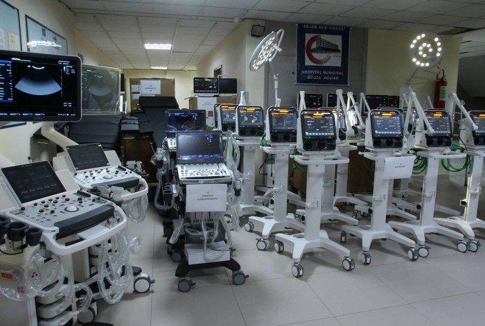 Respiradores: equipamento essencial na luta contra a covid-19