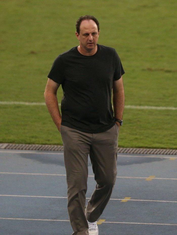 O Flamengo de Rogério Ceni se complicou nas últimas rodadas