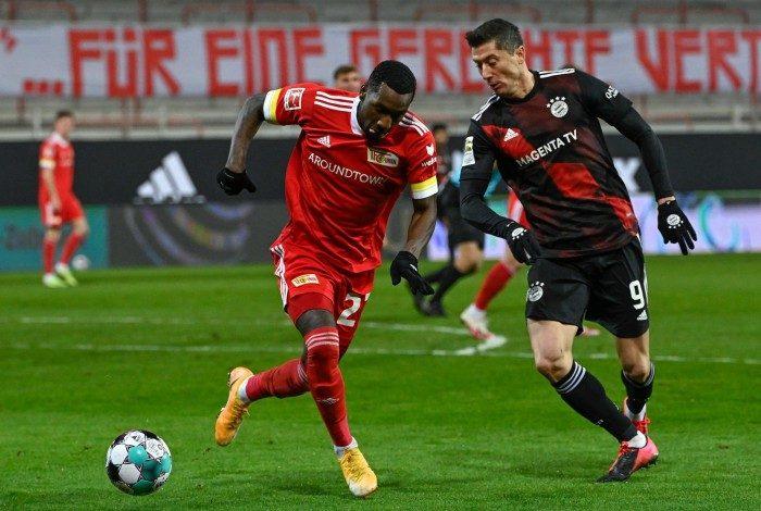 Bayern ficou no empate no Alemão