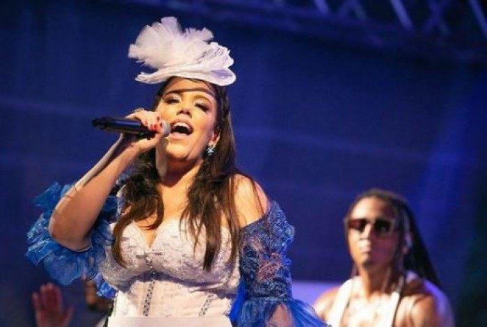 Amanda Santiago é ex-vocalista da banda Timbalada