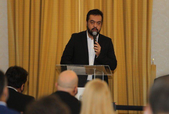 Governador em exercício, Cláudio Castro