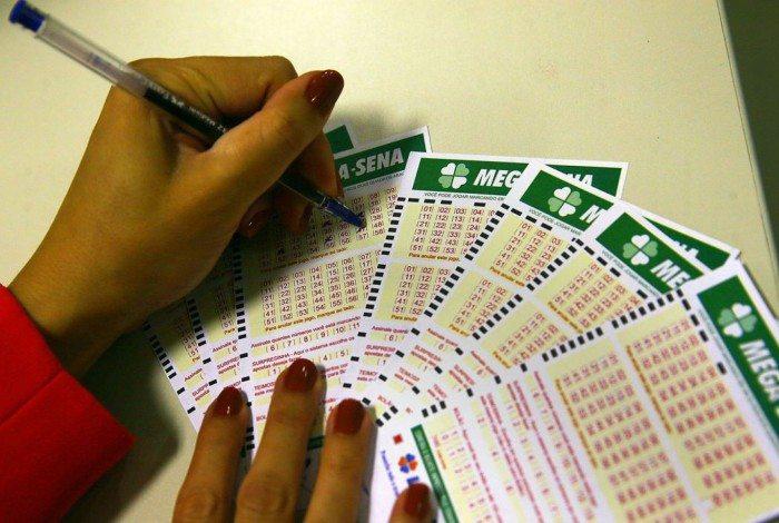 Valor da aposta simples, com seis dezenas marcadas, custa R$ 4,50