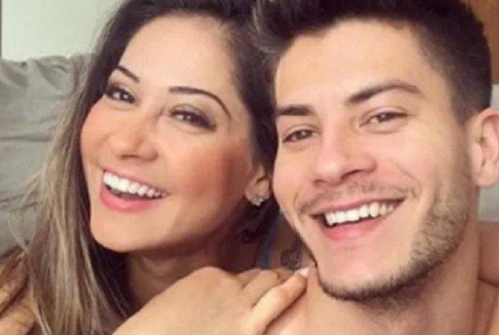 Mayra Cardi é investigada por crime de bigamia