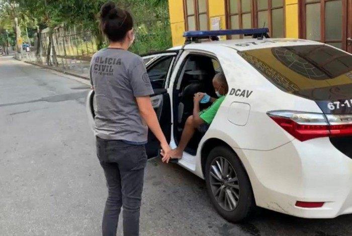Preso pela Dcav é acusado de agressões contra a mulher e duas filhas