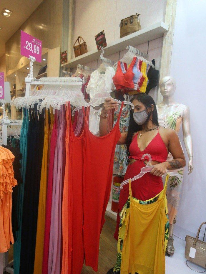Loja Licci tem vestidos por R$29,90