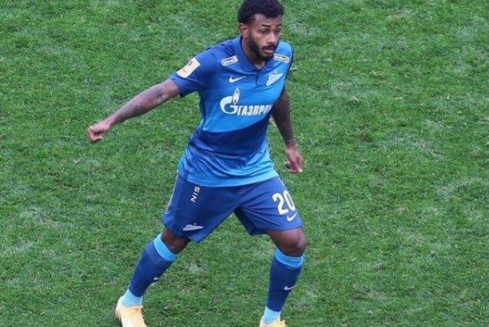 Ex-Fluminense, Wendel trocou o futebol português pelo russo